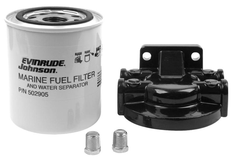 Fuel Filter Kit-25 Micron Fuel Filter Kit 174176 Evinrude JohnsonOutboard Wizard