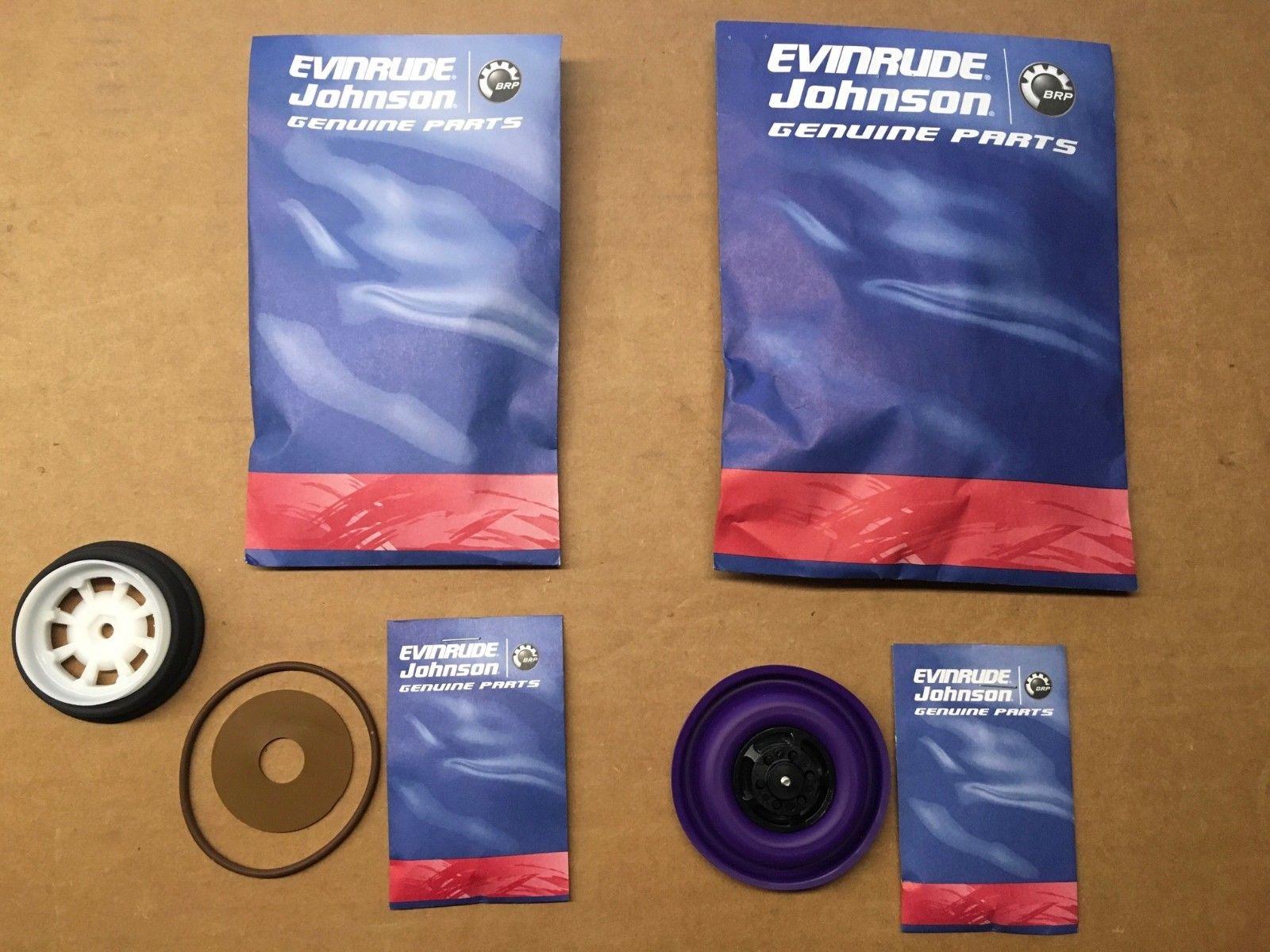 New Johnson Evinrude Outboard VRO Pump Fuel Oil 5007420 - OMC BRP Made in  USA (COPY)