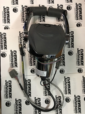 Evinrude ICON Dual Lever Engine Binnacle Remote Control 0767054
