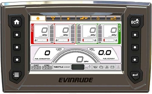 Evinrude ICON Touch 7.0 CTS Display 0769942 / 0766284