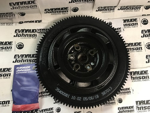 Evinrude BRP E-tec 115-200hp Flywheel  Kit  5007967 C# 587013 ETEC